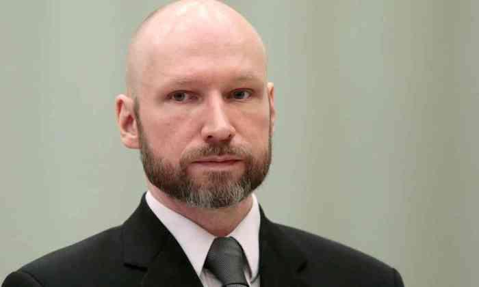 دادگاه تجدید نظر اسلو: رفتار با آندرس برویک غیر انسانی نبودهاست