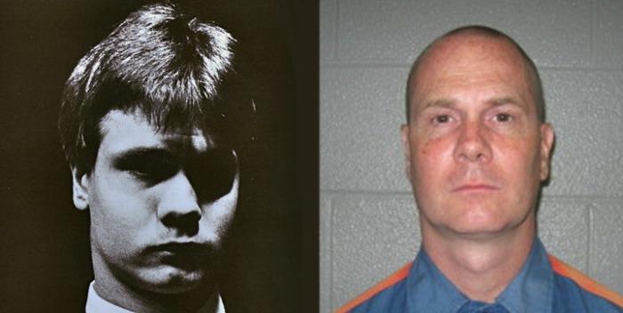 ریچارد ورشه مدارک آزادی از زندان میشیگان را دریافتکرد